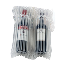 2 Bottle Inflatable Wine Bag